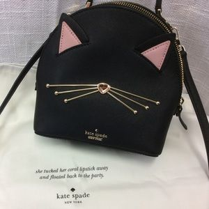 Kate Spade Cats Meow crossbody/Backpack